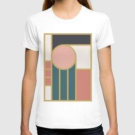 Maximalist Geometric 04 T-shirt