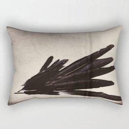 my stupid heart Rectangular Pillow