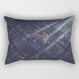 One last hope Rectangular Pillow