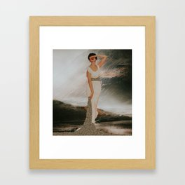 Essence of Aphrodite Framed Art Print