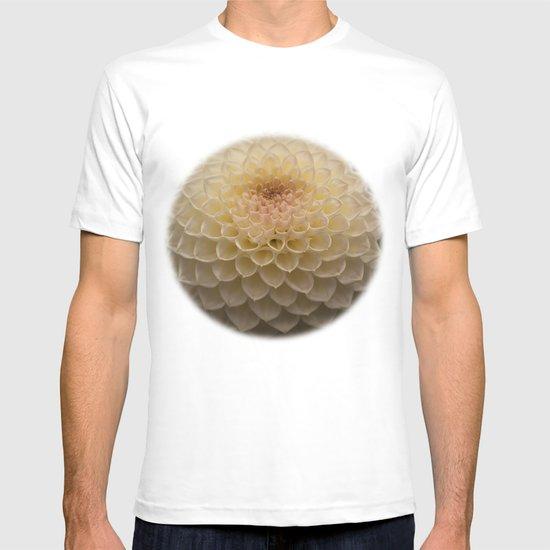 Creamy Dahlia T-shirt