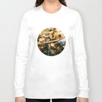 bikes Long Sleeve T-shirts featuring Bikes by GF Fine Art Photography