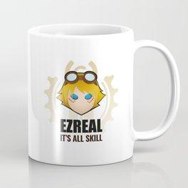 Ezreal w/ quote Coffee Mug