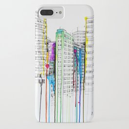 Hold Your Breath iPhone Case