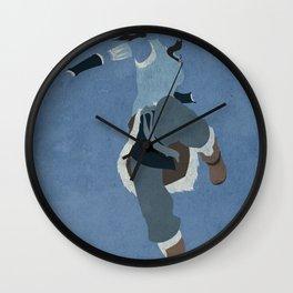 Korra Wall Clock