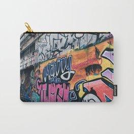 Side Walk Graffiti Street Art Carry-All Pouch