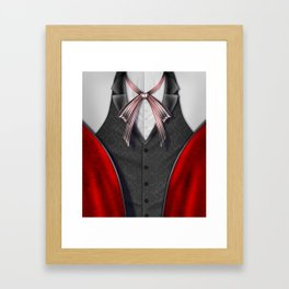 Grell Sutcliff Top Framed Art Print