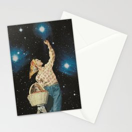 cosmic fruit  Stationery Cards