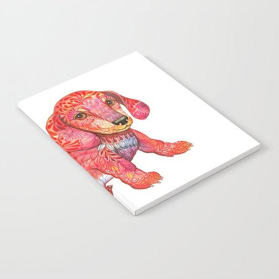 Mini Dachshund  Notebook