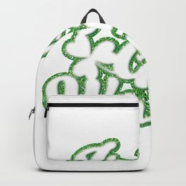 Irish Girl Wasted St Patricks Day Backpack