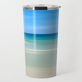 Beach Scene 8.12 Travel Mug