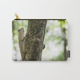 Borneo Anglehead Lizard Carry-All Pouch