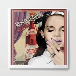 Lana DelRey Metal Print