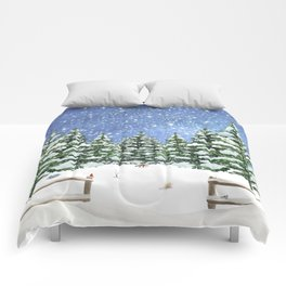 A Winter's Night Comforters