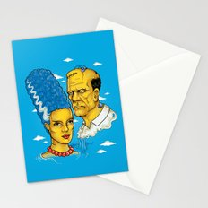 Reanimated Stationery Cards