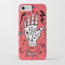 Spiritual Hand iPhone Case