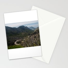 The Winding Road Stationery Cards