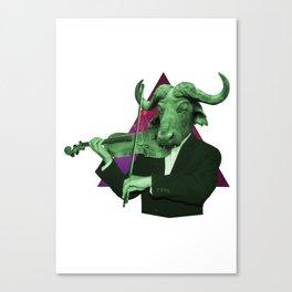 Big 5 Virtuoso - BUFFALO Canvas Print