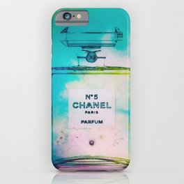 CC No.5 Floral Skies iPhone Case