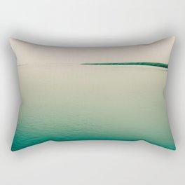 Calm Seas Rectangular Pillow
