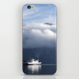 Hellesylt iPhone Skin