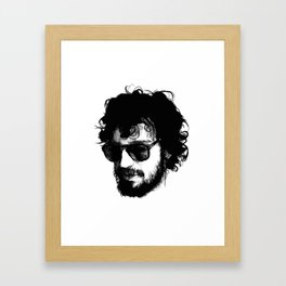 FABRIZIO Framed Art Print
