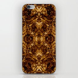 ash-0004-superstructure-gold-fs4 iPhone Skin
