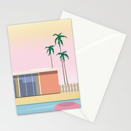 pool Stationery Cards