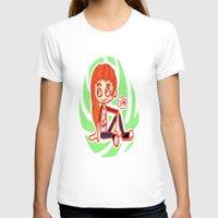 sport T-shirts featuring Sport Girl by Glopesfirestar