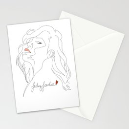 Feeling Fearless Stationery Cards