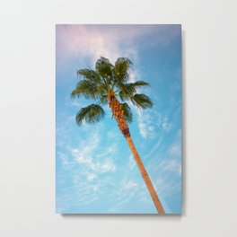 Palm Springs, CA Metal Print