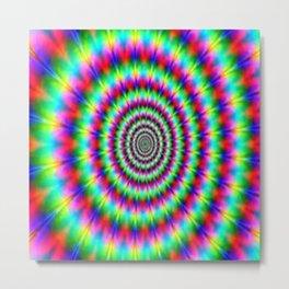 Psychic illusion Metal Print