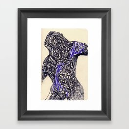 201104__ Framed Art Print