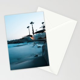 Silent beauty - Limassol Stationery Cards