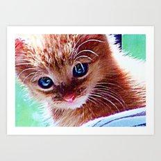 emmabelle2 Art Print