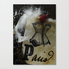 Paris Cabaret Canvas Print
