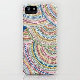 DOODLE  M A N I A !!!! iPhone Case