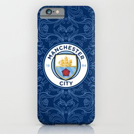 Manchester City  Sport Football iPhone Case