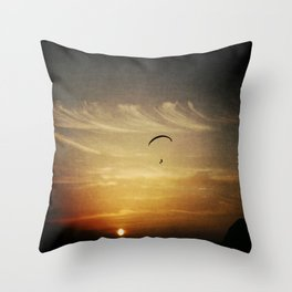 Above Everything Else Be Yourself Throw Pillow