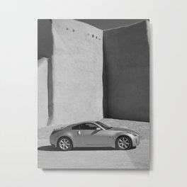 Photo Art 101 Metal Print