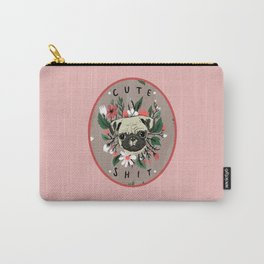 Cute Shit Carry-All Pouch