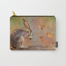 Praying for Spring Carry-All Pouch