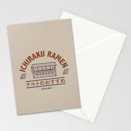 Ichiraku Ramen Japanese Stationery Cards