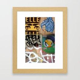 #UNDER1ROOF Framed Art Print