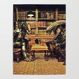 Alien V Predator Poster