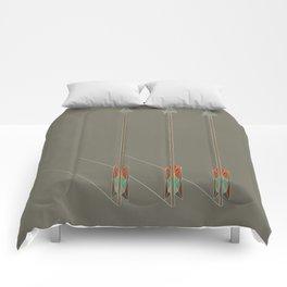 3 Arrows Comforters
