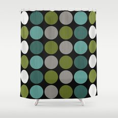 Tranquil Inverse Shower Curtain