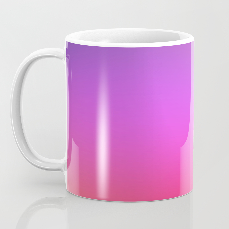 Hot Pink Coffee Mug By Hypercore Society6