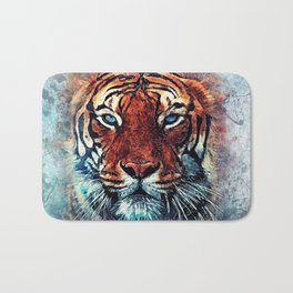 Tiger spirit Bath Mat