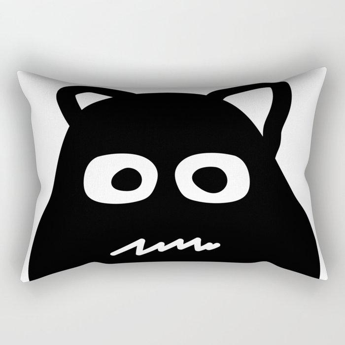Big Monster Rectangular Pillow